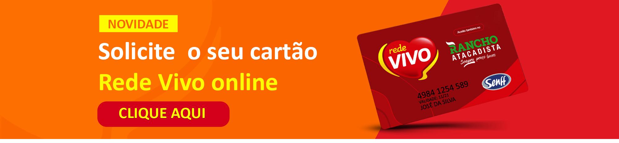 Banner Cartão