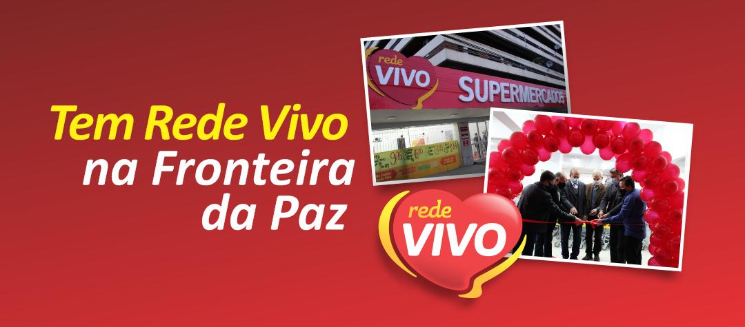 Sant'Ana do Livramento agora tem Rede Vivo