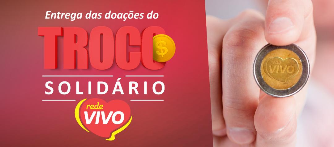 Entrega do Troco Solidário de Junho/2019
