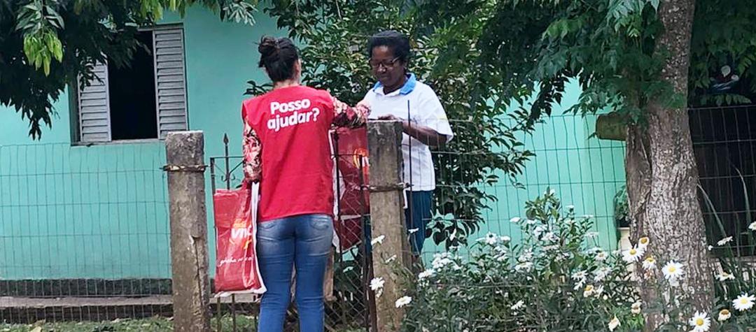 Rede Vivo visitou os vizinhos em Restinga Sêca