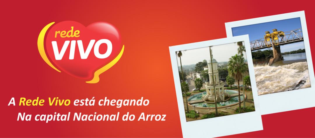 Rede Vivo se prepara para iniciar suas atividades em Cachoeira do Sul