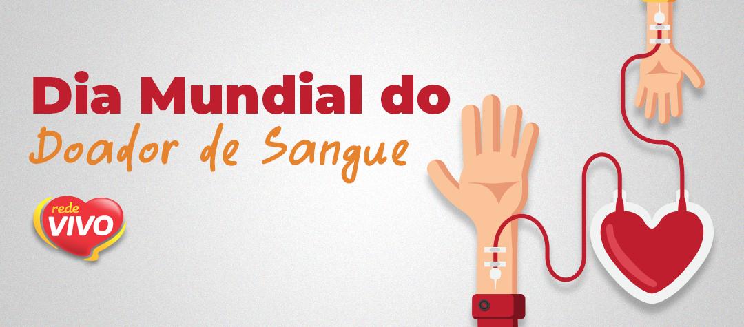 Especial Dia Mundial do Doador de Sangue: Saiba onde doar