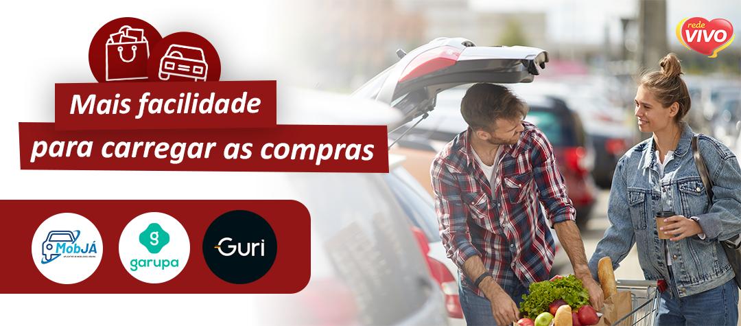 Rede Vivo é parceira de aplicativos de mobilidade urbana